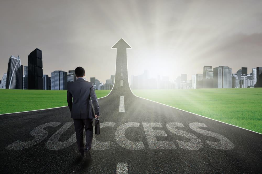 Website Success Image